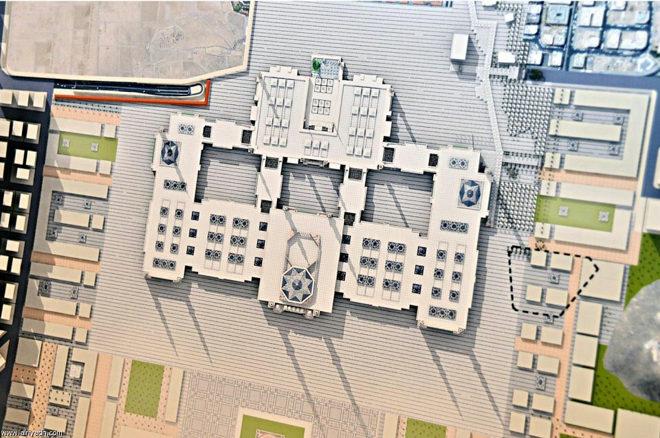 Masjid e Nabawi (S.A.W) expansion plan signed (5/6)