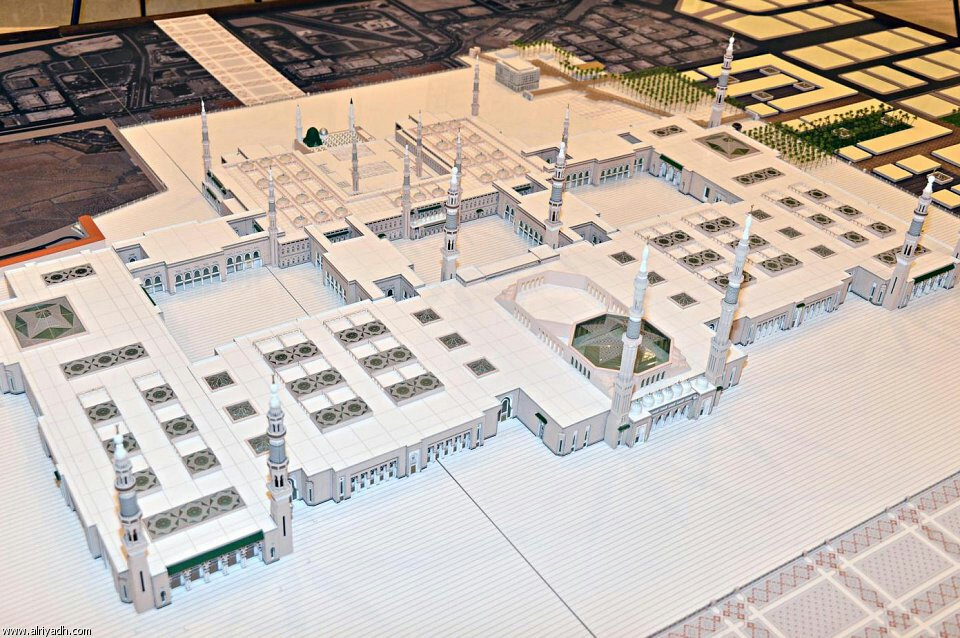 Masjid e Nabawi (S.A.W) expansion plan signed (6/6)