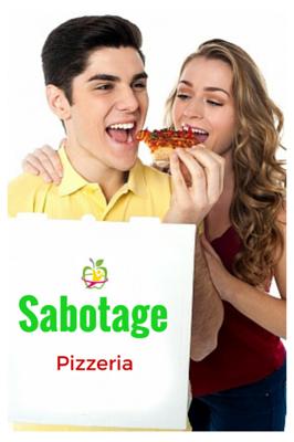 woman feeding husband picca